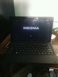 "Insignia 11"" 2 in one tablet laptop  Aurora, L4G 4T7"