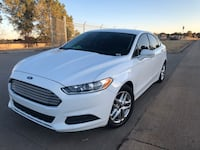 2013 Ford Fusion Oklahoma City