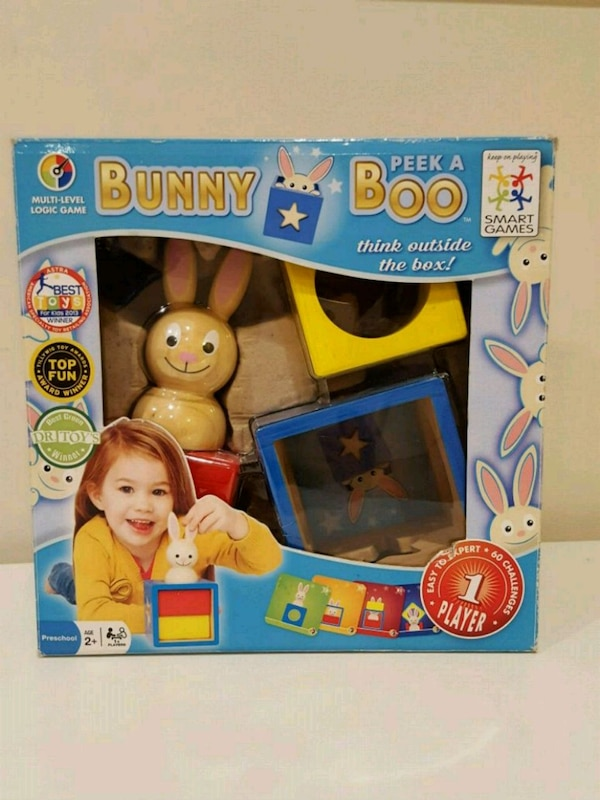 Bunny Boo 3D Puzzle