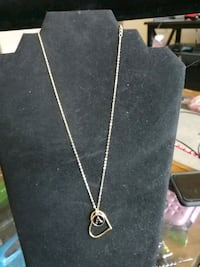 Gold plated Initial necklaces for sale Halifax, B3M 1A4