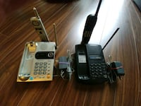 Two Panasonic cordless phones -fully functional Toronto, M1V