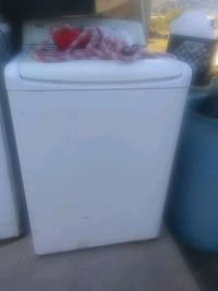 white top-load clothes washer 2270 mi