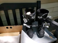 Fox comp5 motocross boots Y6 youth Brand New York