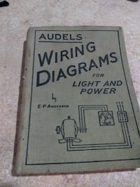 Old wiring diagram book