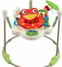 Rainforest jumperoo. Original price $131 gently used, clean non smoking home   Centreville, 20120