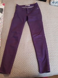 pantalon violet Paris, 75020