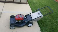 black and red push mower Plainfield, 60544