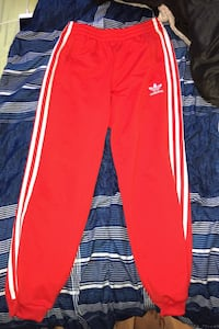 Adidas sweat pants ( small )