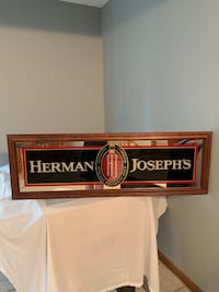 Herman Joseph Beer Mirror Papillion, 68046