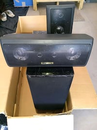 6 piece surround sound home theater system Sioux Falls, 57106