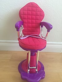 Our generation dolls salon chair San Diego, 92128