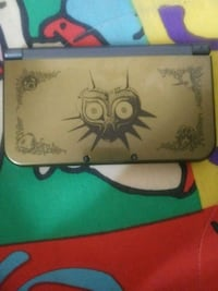 3DS XL Majoras Mask Edition (Modded)