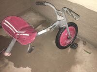 toddler's pink and white trike Tempe, 85281