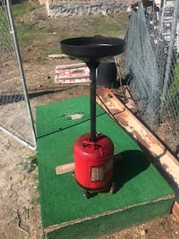 Oil recovery system small 50 lg 80 Menifee, 92587