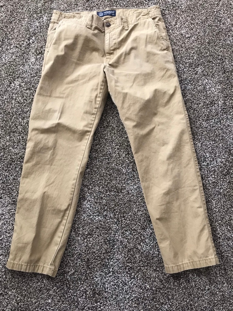 NWT American Eagle Men/'s Next Level Slim Khaki Pants 32 34 36 38 40 42 44 x 32