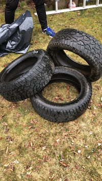 Size 16 tires can off Honda Civic winter tires Halifax, B4B 0A2
