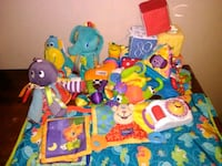 Toys for baby's n toddlers Edmonton, T5P 1K1