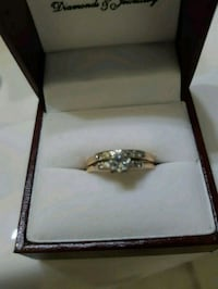 2 Diamond Ring  Vancouver