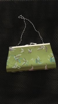 Silk butterfly purse Calgary, T2X 1C3
