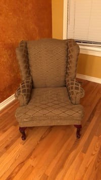 gray and white fabric padded armchair Vaughan, L4H 2L4