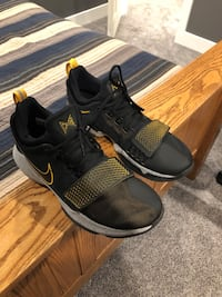 PG 1 basketball shoes obo null, N3W