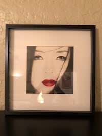 Memoir of a Geisha poster and frame Los Angeles, 90005