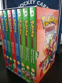 POKEMON ADVENTURE RUBY & SAPPHIRE MANGA BOX SET