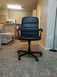 Executive chair for $60 + Free work table Coppell