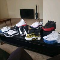 Nike's & Jordan's 10-10.5 interested in any cash offers  New Castle, 19720