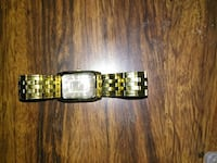 black and gold analog watch Merrillville, 46410