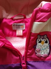 Pembe ve mor lc waikiki zip-up yelek Анталья, 07230