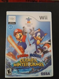 Nintendo Wii Mario & Sonic at the Olympic Games   Vaughan, L4L