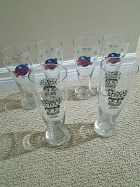 $5 for all 6 beer glasses. Richmond Hill, L4S 1R3