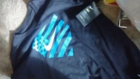 black and blue Nike pullover hoodie Tucson, 85713