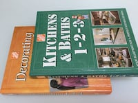 Home Depot books - Decorating and Kitchens and Baths Collinsville, 06019