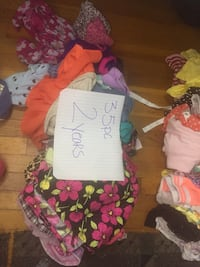 35 pcs girl clothes Woodbridge, 22191