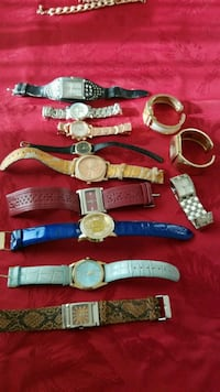 assorted-color wristwatches Vancouver, 98683