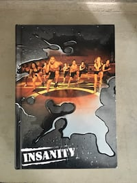Insanity workout DVDs and nutrition guide Cambridge, N1T 1L2