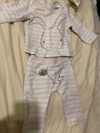 6-9month girl's 2 piece set