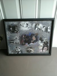 Framed Scarface Collage