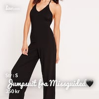 Jumpsuit fra Missguided
