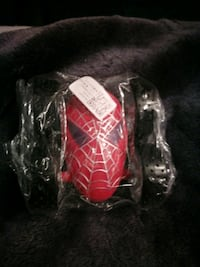 Neat little spiderman toy car