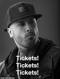 Nicky Jam tickets Fairfax Station, 22039