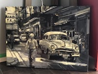 Canvas painting Toronto, M5A 1H7