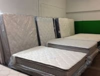 king mattress and box spring Victorville