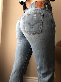 """Levi's 501 """"wedgie fit"""""""