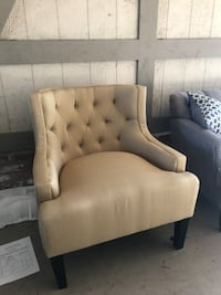 New accent chair Los Angeles