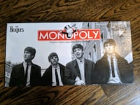 Beatles collector monopoly Toronto, M8Z 1G2