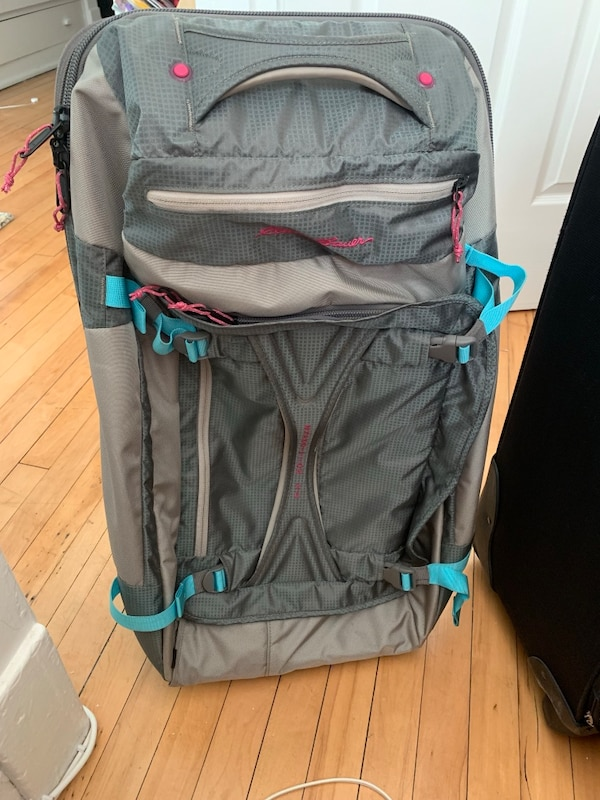 fc6636649270 Used Eddie Bauer Rolling Suitcase for sale in Chicago - letgo