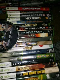 Xbox 360 games Tampa, 33610